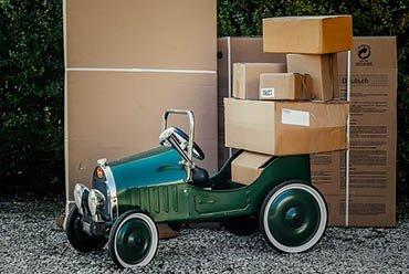 Sérülékeny tárgyak csomagolása és szállítása