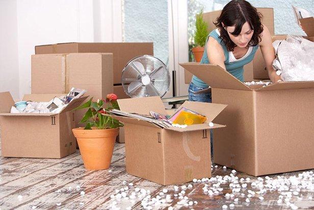 Rendszer teremtése életünkben költözéskor