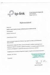 TP-Links Networks költöztetés Visszuk.hu